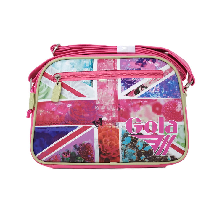 """Featured image for """"Borsa Gola Mini Redford UJ Floral Hot Pink"""""""