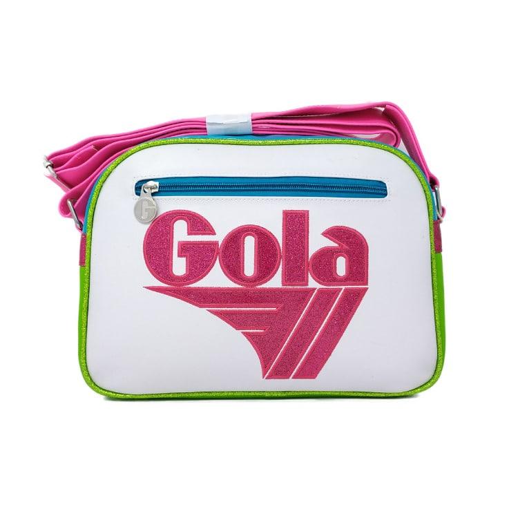 "Featured image for ""Borsa Gola Glitter Mini Redford Lime Green"""