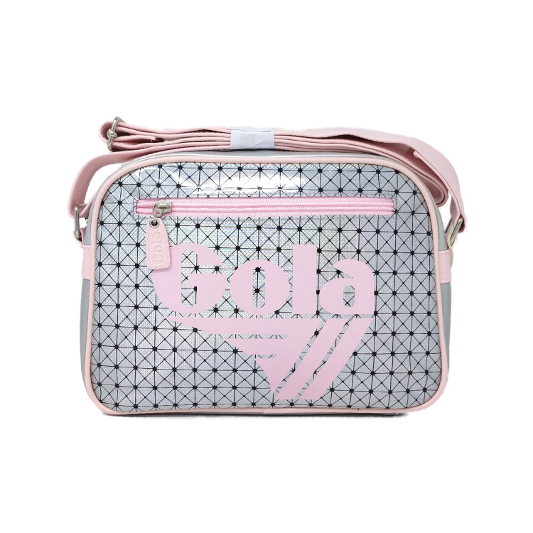 """Featured image for """"Borsa Gola Mini Redford 3D Hologram Silver/Pink"""""""