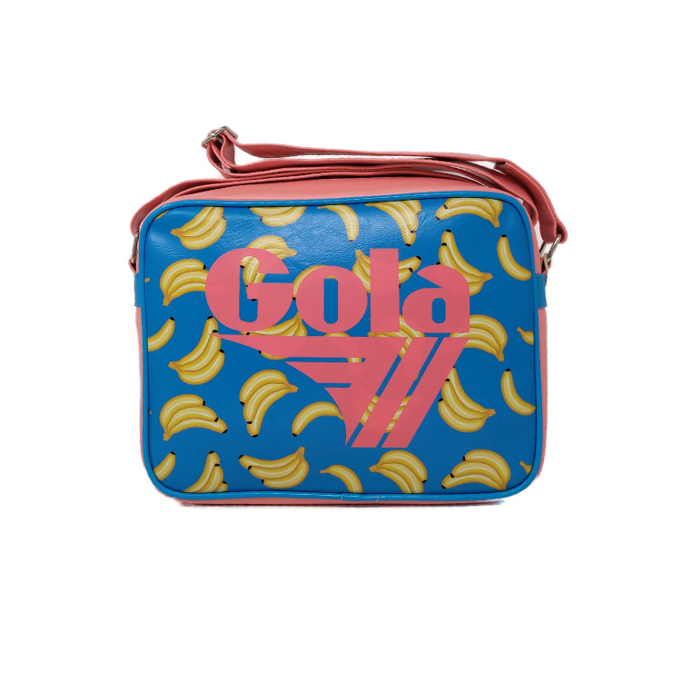 """Featured image for """"Borsa Gola Midi Redford  Fruit Blue/ Pale Coral"""""""
