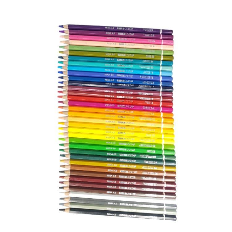 """Featured image for """"Matite Colorate TINTA UNITA Mina 4.0 mm Confezioni"""""""