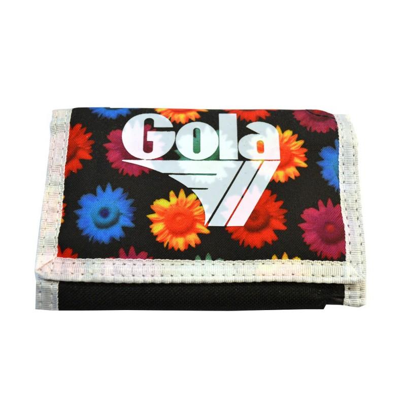"""Featured image for """"Portafoglio Gola Big Coppola Sunflower Black"""""""