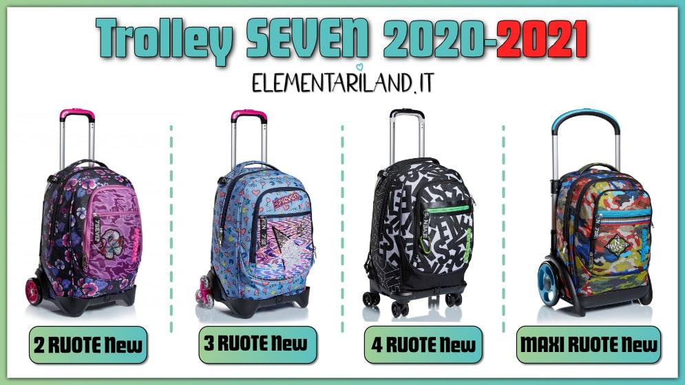 Trolley Seven 2020-2021