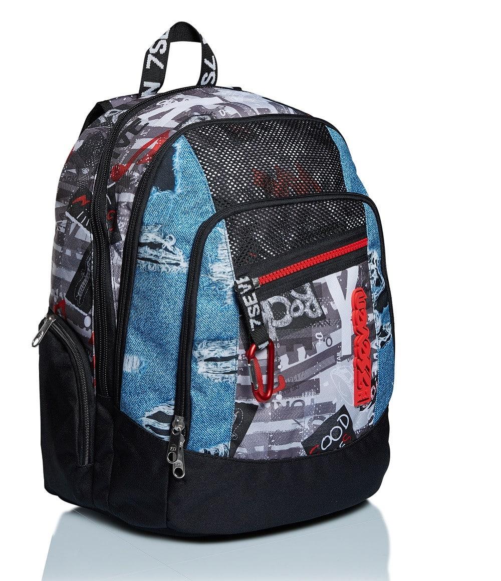 """Featured image for """"Zaino SEVEN Advanced  Urban Rock  Blu Rosso"""""""