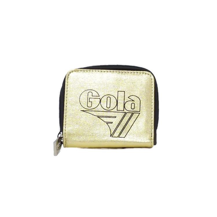 """Featured image for """"Portafoglio GOLA  Appleby Metallic Black Gold"""""""
