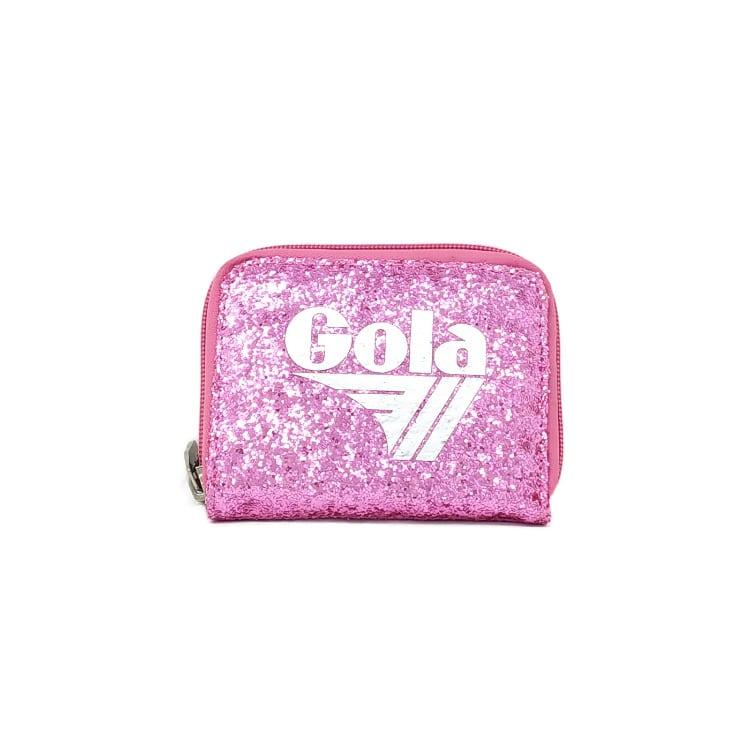 """Featured image for """"Portafoglio GOLA Davis Glitter Dust Pink-Silver"""""""