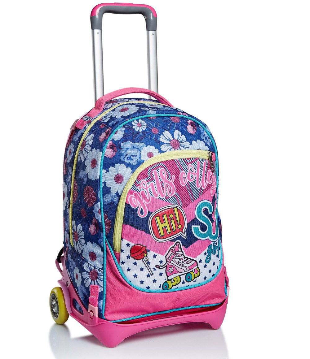 "Featured image for ""Trolley SJ Separabile Pinky College"""