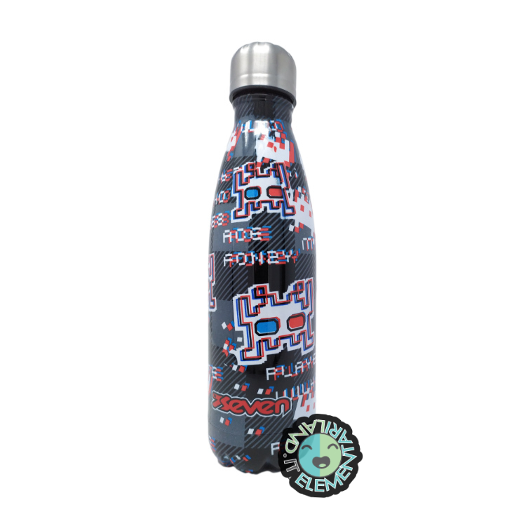 """Featured image for """"Borraccia SEVEN Termica 500 ml Space Check"""""""