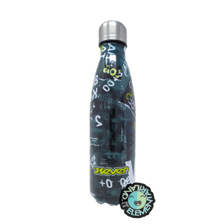 "Featured image for ""Borraccia SEVEN Termica 500 ml Urban Rock"""