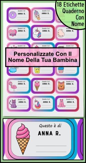 Etichette Quaderno Femmina Con Dettaglio 300px 3