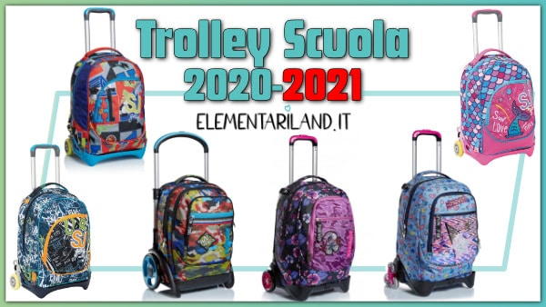 Trolley Scuola 2020-2021