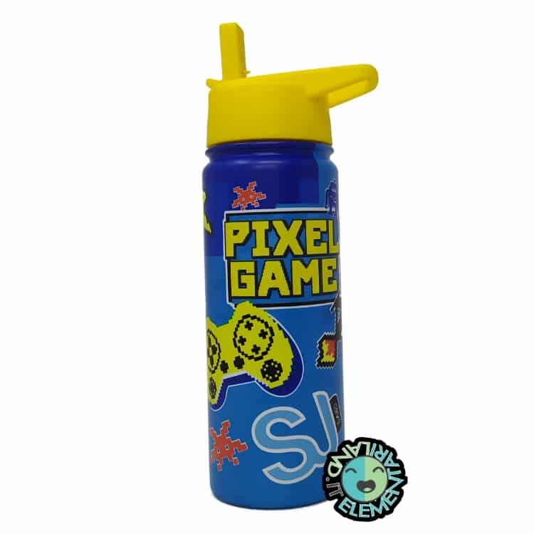 "Featured image for ""Borraccia SJ Termica 500 ml Bambino Pixel Game"""