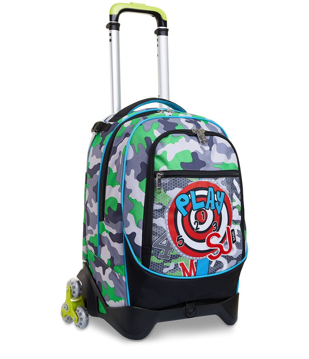 """Featured image for """"Trolley SJ Separabile 3 RUOTE Sport Boy"""""""
