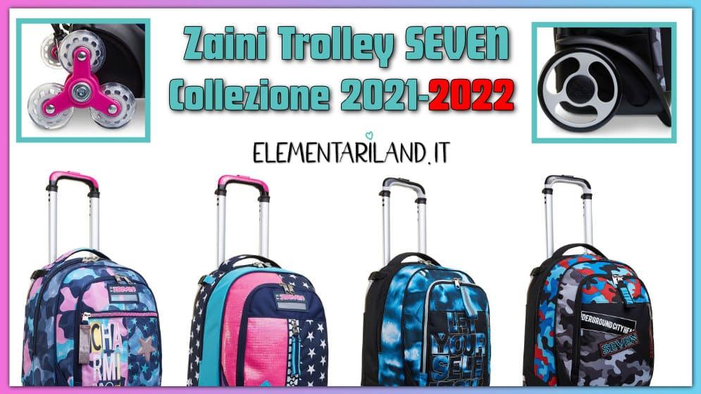 Trolley Seven 2021-2022