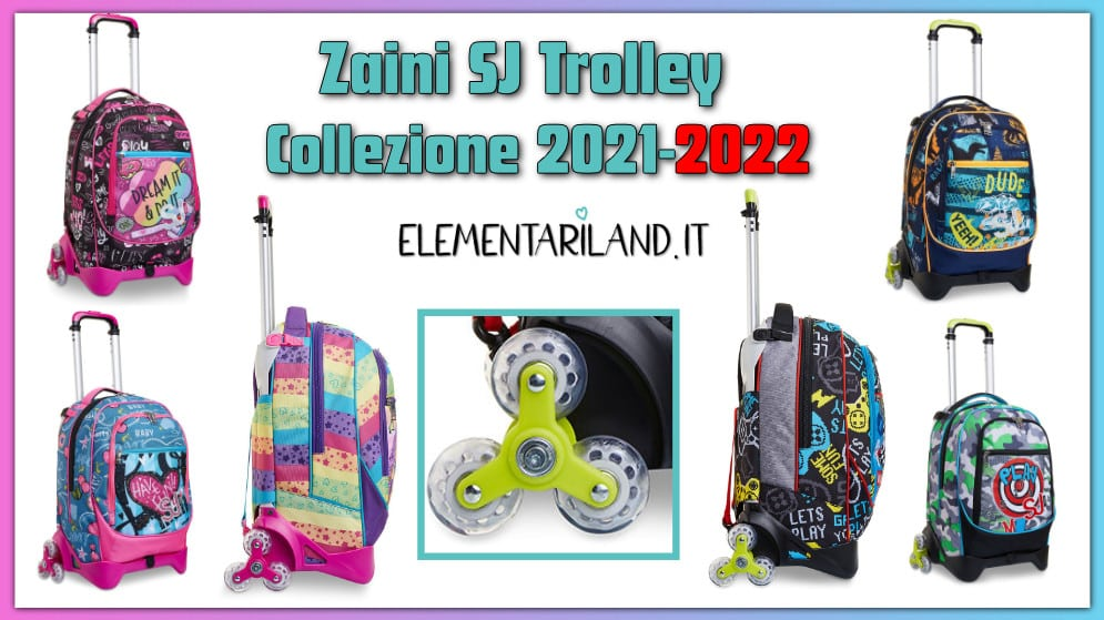 Trolley SJ 2021-2022