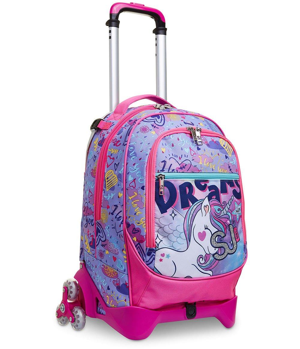 "Featured image for ""Trolley SJ Separabile 3 RUOTE Animali Unicorno Girl"""